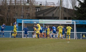 Concord Rangers 4 Tunbridge Wells 0, Match Report