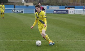 Concord Rangers 0, Poole Town 1, Match Report