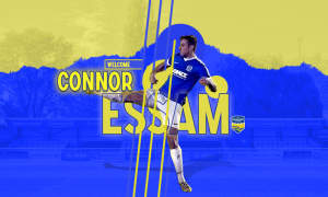 NEW SIGNING| Connor Essam joins on loam
