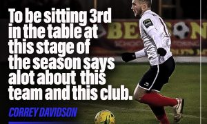 INTERVIEW| Sit down with Davidson