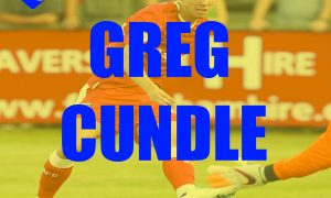 Greg Cundle signs for Concord Rangers