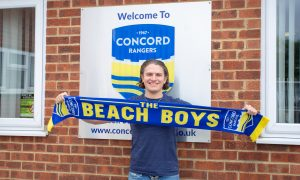 Freddy Moncur joins Concord Rangers
