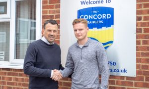 James Blanchfield Signs for Concord Rangers