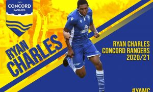 Ryan Charles is the latest addition!
