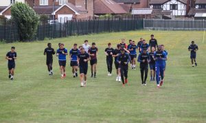 Open Training Day – 15th August