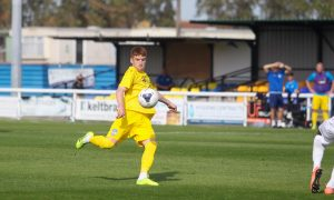 Sam Remfry Signs!