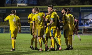 Match Report – Concord Rangers 1-1 Welling United