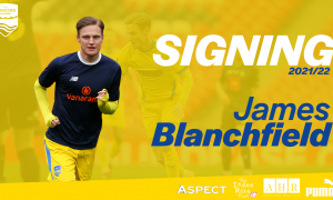 James Blanchfield signs new deal!