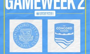 Match preview: Oxford City 21/08/21